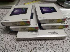 China English Language 64 Bit Microsoft Windows 10 Operating System USB Fpp Package on sale