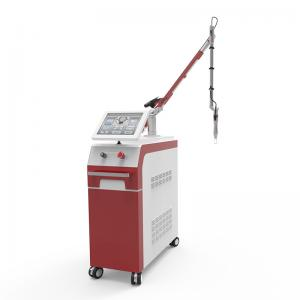 China High Effective Q switch Nd yag laser tattoo removal machine with 532nm&1064nm dual wavelength on sale