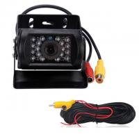 China High Profomance 12V Bus CCTV Camera IR Night Vision Rear / Front View on sale