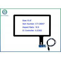 """15.6"""" USB Touch Screen 16:9 With ILI2302 Controller For Industrial Touch PCs, Panel PCs"""