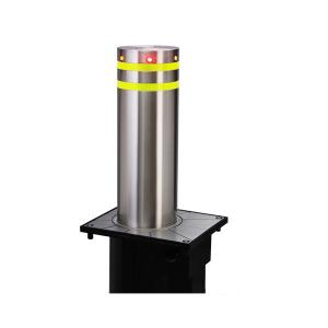 China Automated Hydraulic Traffic car park bollards Safety K12 Standard on sale
