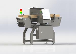 China High Sensitivity Conveyor Belt Metal Detector For Medicine / Textile Industry on sale