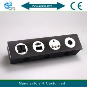 China Aluminum Modular Hotel Socket on sale