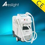 10,2 equipamento do rejuvenescimento da pele da máquina da remoção do cabelo do pé do laser do diodo do LCD do toque da polegada DTFT
