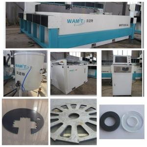 China High pressure 2000*3000mm 420Mpa CNC rubber water jet cutting machine with CE on sale