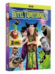 2018 newest Hotel Transylvania 3 disney dvd movies cartoon movies kids movies with slip cover case drop ship