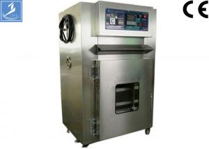 China Hot Air Heat Industrial Electric Oven 220v Drying Industrial Convection Oven on sale