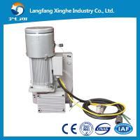 LTD80 hoist motor for window cleaning cradle / suspended rope platform ZLP800
