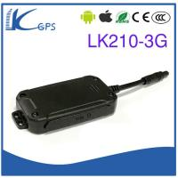 China GPS Real Time Tracker Car Motorcycle Electric Bike GSM GPRS Tracking Device 2G / 3GNetwork Support on sale