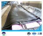 Tubos del geotextil con fuerza de alta resistencia y el funcionamiento hidráulico excelente para desecar
