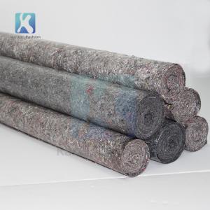 China Eco-Friendly Painter Felt/Environmental Painter Mat with PE Foil on sale