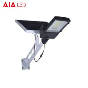 China hot sale IP65 80 led outdoor rattan solar post lights fixture outdoor led bright solar spot lights on sale