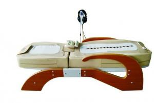 China Jade Massage Bed with MP3 on sale