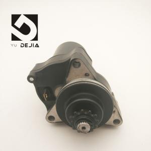 China Electrically Driven DY100 Bike Self Motor / Powerful Motorbike Starter Motor on sale