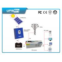 China Solar Off Grid Power Inverter Convert DC Power to AC Power 1kw - 12Kw on sale