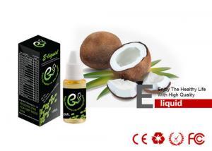 China Green Tobacco 100ML E Cigarette Refill Liquid , E Cig Juice with More Vapor on sale