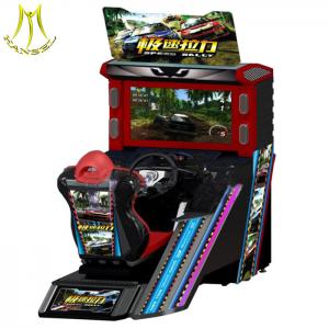China Hansel best selling stock racing game machines in india racing game machines for sale factory on sale