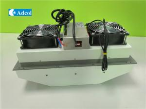 China Inudstrial Thermoelectric Air Conditioner Telecome Cabinet 48VDC on sale