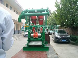 China Hydrocyclone Desander for oilfield solid control on sale