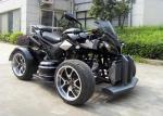 Motocicleta com caixas de ferramentas grandes, único cilindro do veículo com rodas do adulto quatro do veículo com rodas 350cc quatro