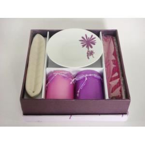 China Романтичная ароматерапия ручки ладана связывает наборы подарка с керамической плитой on sale