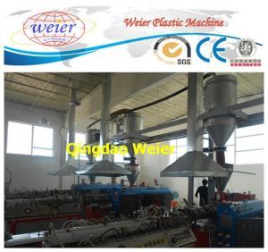 China Automatic Vinyl Siding Pvc Profile Extrusion Machine 0.2-7m/Min on sale