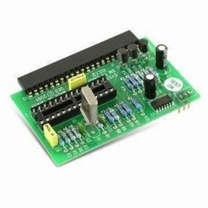 China Multilayer SMT Circuit Board Assembly Through-hole PCB Manufacturers on sale