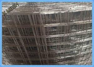 China 12.7×12.7mm Welded Metal Mesh Panels Carbon Steel Iron Wires Electric Galvanizing on sale