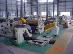 Línea que raja hidráulica de la precisión industrial 0-80M/min con el consumo de energía baja