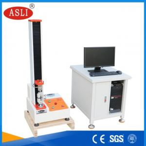 China SGS Lab Test Equipment Cable Universal Tensile Strength Test Equipment With Ac Servo Motor on sale