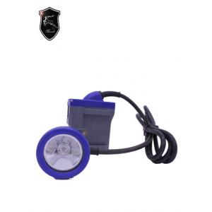 China 4000lux strong brightness rechargeable battery corded miner light , Outdoor security lighting, Mining industry light, on sale