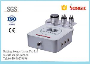 China 3 Handles tri-polar home use ultrasonic cavitation body slimming machine on sale