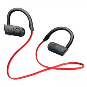China Wireless Portable Ear Hook Headphones , Bluetooth Ear Hook Headset for Workout on sale