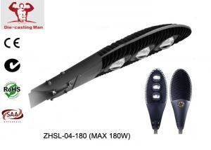 China High Efficiency IP66 Triple Cree Led Street Light 110w 120w With 10kv 20kv Surge Protection on sale