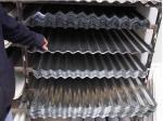 HDG/GI 亜鉛冷間圧延された/熱い浸された電流を通された鋼鉄は波形シートのために巻きます