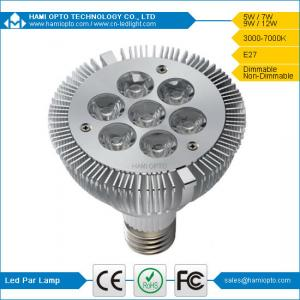 Energy Saving 7W Led Spot Lighting P30 Ra80 , 600lm Led House Lights