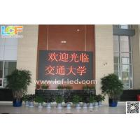 LED Moving Message Signs Advertising Display