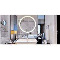 Living room bath mirror led mirror hotel bedroom mirror