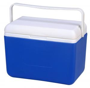 China 8L 40L Car Cooler Box Cooling Chest  Cooling Box For Fishing Vaccine Cooling Tank Blue Color on sale