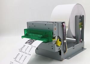 China Custom Fast Speed Kiosk Receipt Printer , Direct Thermal Printer 80 Mm Paper Width on sale