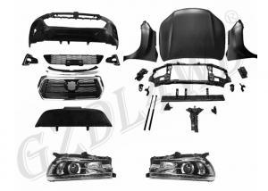 China TOYOTA HILUX VIGO 2005-2014 Upgrade to HILUX Rocco 2018 2019 Facelift body kit on sale