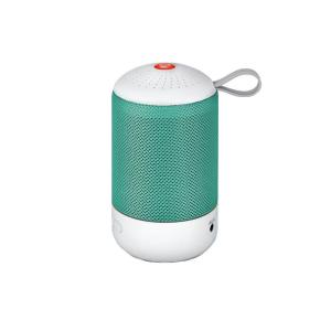 China 5V Cylinder Mini Speaker With Bluetooth / Card / External Input / Voice Call Function JC206 on sale