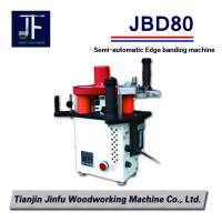 JBD80 edge banding machine, edge bander, woodworking machinery