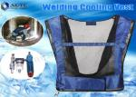 Cooling Vest Air Conditioner Waistcoat Air Cooling Compressor Steel Vortex Tube