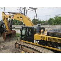CAT 345D Big Excavator Japan made for sale
