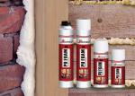Multi Function Expanding PU Foam For Gap Filling , Insulation Off - White