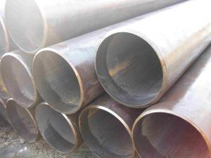 China Large stock ASTM A106 seamess steel tubes on sale