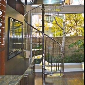 ... Quality Modern Design Spiral Staircase Kits For Small Space House Helical  Stair For Sale