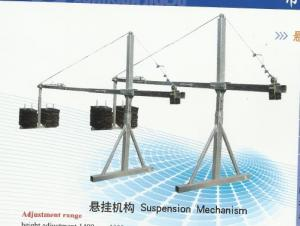 China ZLP800 suspended access equipement in china for  window cleaning equipment working at height to india on sale
