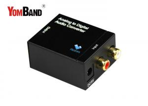 China Monitor Analog To Digital Audio Converter / VGA To HDMI Box  Mini Converter on sale
